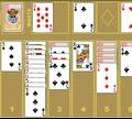 Игра Пасьянс косынка: Кристальный клондайк