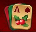 Игра Рождественский пасьянс Косынка