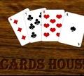 Игра Дурак: Карточный домик