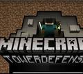 Игра Майнкрафт: Защита замка