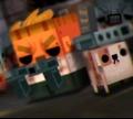 Игра Майнкрафт: Большой пиксельный зомби