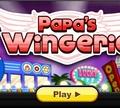 Игра Папа Луи: Пикантные крылышки