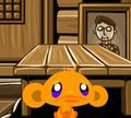 Игра Поиск обезьянок: Деревенский дом
