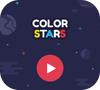 Игра Цветные звёзды