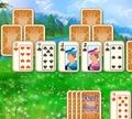 Игра Солитер: Три башни