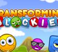 Игра Блоки трансформеры