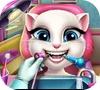 Игра Говорящая Анжела: Визит к дантисту