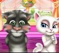 Игра Кот Том: Любовный поцелуй