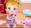 Игра Малышка Хейзел: Игра в доктора