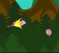Игра Маша и медведь: Давай полетаем