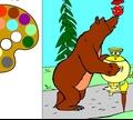 Игра Маша и медведь: Чаепитие