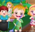 Игра Малышка Хейзел: День земли
