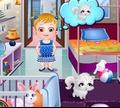 Игра Малышка Хейзел: Вечеринка домашних питомцев