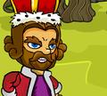 Игра Спасение короля варваров