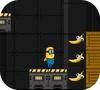 Игра Миньоны: Собрать бананы