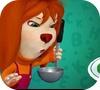 Игра Барбоскины: Лиза готовит пиццу