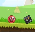 Игра Красный шар 4. Часть 1