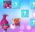 Игра Тролли: Карточки памяти