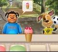 Игра Барбоскины: Кафе-мороженое