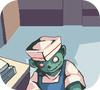 Игра Зомби: Закусочная на колёсах