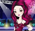 Игра Эвер Афтер Хай: Макияж на выпускной для Равен