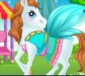 Игра Ветеринарная клиника для лошадей