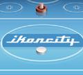 Игра АйКонСити: Воздушный хоккей