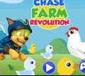 Игра Щенячий патруль: Чейз на ферме