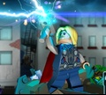 Игра Лего Марвел: Тор