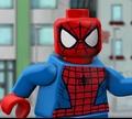 Игра Лего Марвел: Человек Паук