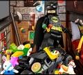 Игра Лего Бэтмен: Скрытые объекты
