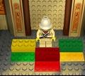 Игра Лего Минифигурки: Охотник на Пазлы
