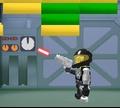 Игра Лего Минифигурки: Космическая ловушка