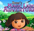 Игра Даша Следопыт в волшебной стране