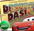 Игра Тачки: Гонка в пустыне