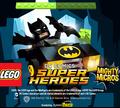 Игра Лего Супергерои ДС: Корпорация Микрос