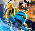 Игра Лего Ниндзяго Граница небес