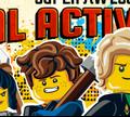 Игра Лего Ниндзяго книга активностей