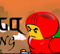 Игра Прыжки НиндзяГо