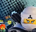 Игра Лего Ниндзяго: Учебная стрельба