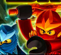 Игра Лего Ниндзяго: Разгром Банды Гадюки
