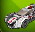 Игра Лего Чемпионы скорости