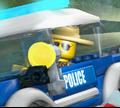 Игра Лего Сити: Полицейская Погоня