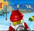 Игра Лего Сити: Новогодняя Поездка