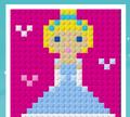 Игра Лего Принцессы Диснея: Мозаика