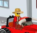 Игра Лего Авто Родео