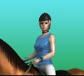 Игра Прыжки на лошади 2