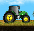 Игра Трактор на ферме