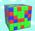 Игра 3D паззл