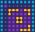 Игра Q-блоки